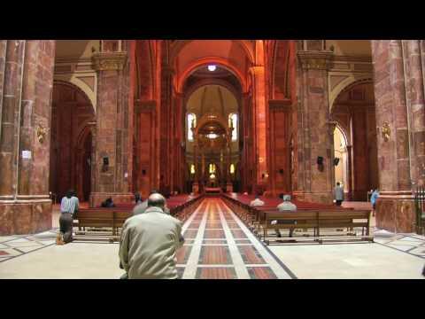 Cuenca's Cathedral – Cuenca, Ecuador
