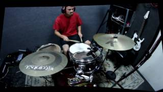 Zedd / Aloe Blacc - Candyman (Drum Cover)