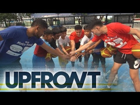 UAAP UPFRONT:  Mogu Mogu Baller Moves Edition with Ahanmisi and Manganti as Coaches for a Day