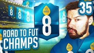 FUT BIRTHDAY SBC?! - FIFA 17 ROAD TO FUT CHAMPS #35