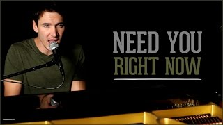 Bethany Mota - Need You Right Now (Official Music Video) - Piano Cover by Corey Gray