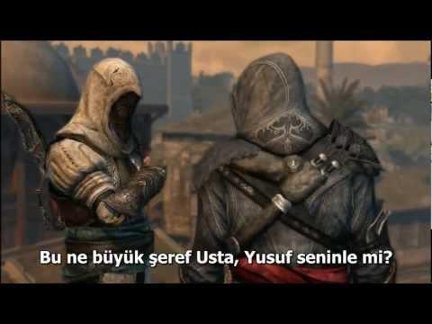 Assassin's Creed Revelations Türkçe Çeviri Part 6