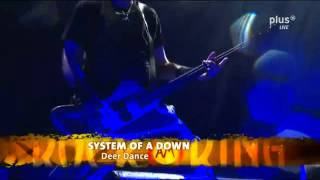 System Of A Down - Deer Dance *Live Rock Am Ring 2011* (HD)