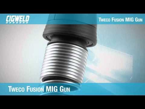 CIGWELD Tweco Fusion MIG Torch