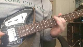 All Them Witches - Effervescent - (Guitar Solo)