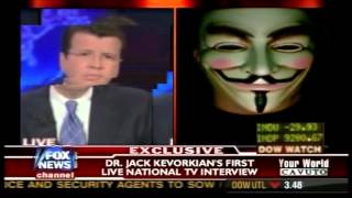 Anonymous Hacks Fox News Live on Air 2015