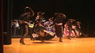 El son de la negra.avi Ballet Folklorico Mexico de Los Hermanos Avila