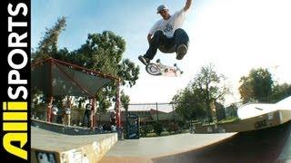 Sewa Kroetkov Nominates Paul Rodriguez for President, Alli Sports Skate My 5