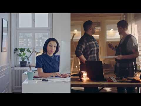 Fortnox reklamfilm 2017