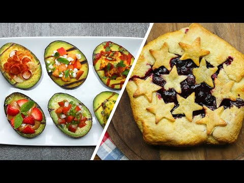 9 Surprising Recipes For Your Grill ? Tasty Recipes