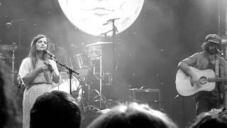 Angus and Julia Stone - Big Jet Plane Live @ Gurten Festival 2011