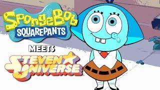 Steven Universe Meets Spongebob Squarepants 3
