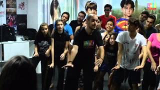 Depoimento aluna Karolyna - Curso Teatro Musical Infantil