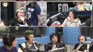 [SBS]이국주의영스트리트,혁오, 멤버들 '오혁은 얌체다!' - 오혁 '오해에요!'