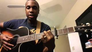 Guitar Tutorial - Made A Way - Travis Greene