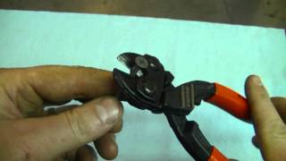 "TOOL REVIEW - ""Must Have"" Knipex Mini Bolt Cutters"