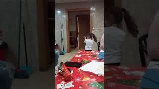 merguiza niña gitana bailando por bulerias