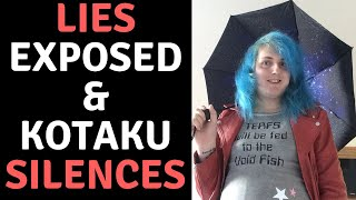 Kotaku Writer Exposed! Issued A Gag Order To Not Cause More Damage!