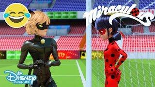 Miraculous Tales of Ladybug & Cat Noir | Origins | Official Disney Channel UK