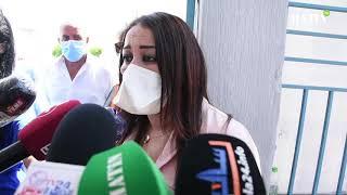 Casablanca : Visite aux établissements hospitaliers dédiés aux patients Covid-19