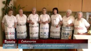 Čakanovce
