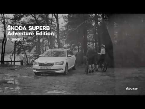 ŠKODA SUPERB - tänk längre