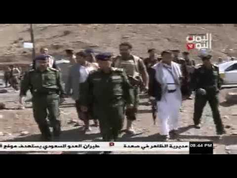 وكيل وزارة الداخلية للأمن اللواء الركن رزق الجوفي يزور نقاطاً أمنية في العاصمة 28 - 6 - 2017