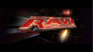 WWE Raw Theme Song (Burn it To the Ground) by Nickelback