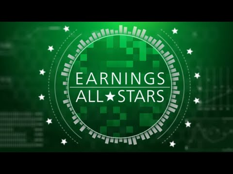 5 Growth Stock Earnings Charts to Watch This Week