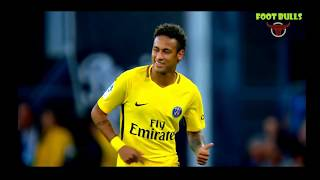 Neymar Jr on Fire 🔥► magical skills & extraordinary Goals ● PSG 17-18