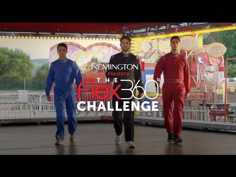 Remington Flex360° - Den fartfyllda utmaningen