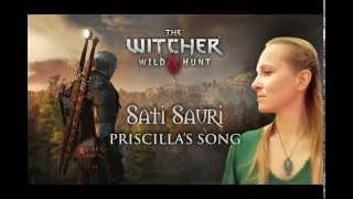 The Witcher 3: Wolven Storm (Priscilla's Song) - Sati Sauri cover