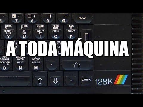 ZX SPECTRUM 128: Juegos a toda máquina