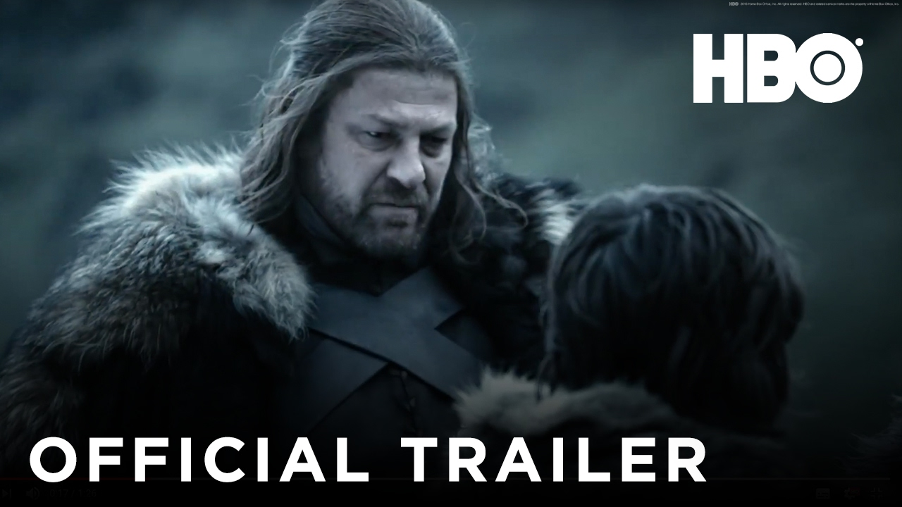 Game of Thrones Trailer thumbnail