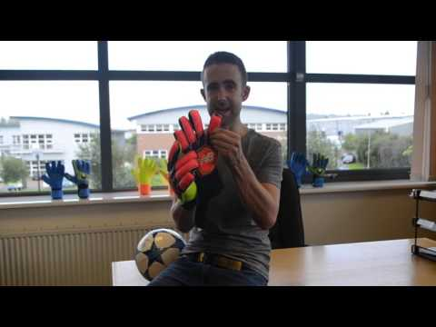 New Balance Fusion Finger Protection Goalkeeper Glove Preview