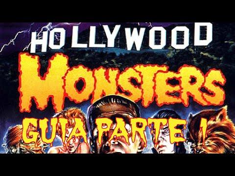 Guía de Hollywood Monsters - Parte 1