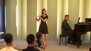 Gavotte by G.F. Handel - COMS 10th Recital