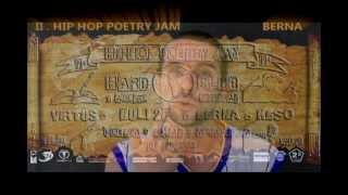 HIP HOP POETRY JAM - HARD CLUB - II SESSÃO ( Videopromo )