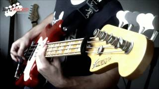 Two Door Cinema Club - Come Back Home (bass cover) DARKGLASS B3K