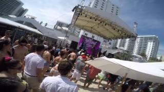 Yellow Claw - SIRIUS XM Beach Party | Miami 03-17-2016 ~~ PART 2