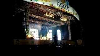 SHOW DO LATINO NA EXPOBEL 2012 EM FCO. BELTRÃO