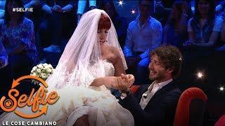 Selfie, sesta puntata - Stefano De Martino si sposa...