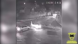 Armed Victim Absolutely WRECKS Carjacker | Active Self Protection