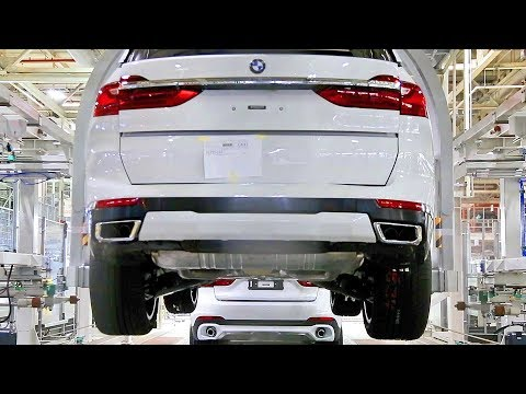 BMW X7 (2019) PRE-PRODUCTION