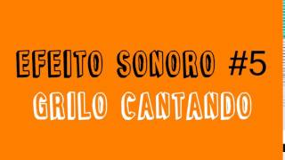 EFEITOS SONOROS PARA YOUTUBERS #6