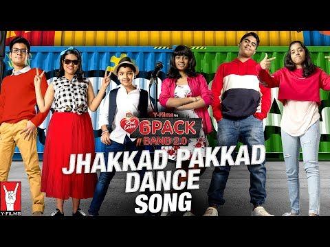 Jhakkad Pakkad Dance | 6 Pack Band 2.0 | Feat. Karan Johar