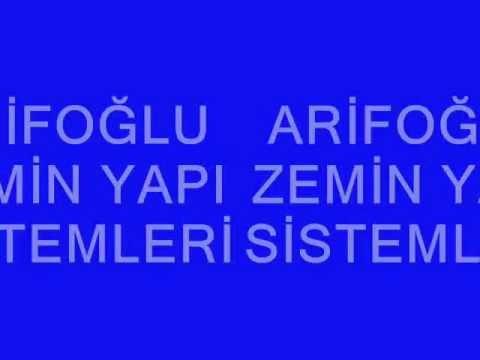 PVC ZEMİN KAPLAMASI ANKARA ARİFOĞLU ZEMİN YAPI SİSTEMLERİ