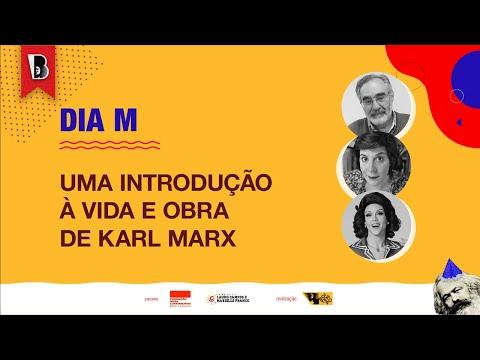 DIA M 2021 | Uma introdução à vida e obra de Karl Marx