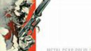 Yell Dead Cell Metal Gear Solid 2 Sons Of Liberty