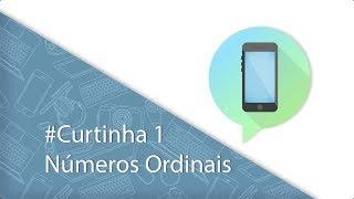 #1 Números Ordinais | Marília Guimarães